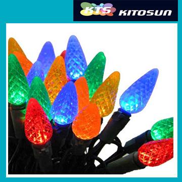 String Lights Name : LED C6 String Lights-C6 LED string lights-Floralyte-Products-kitosun.com